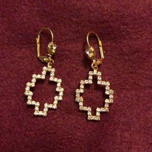 Sorrelli geometric earrings